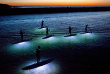 Nightpaddling - SUP / Paddleboard at Night