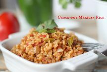 Rice,potatoe or veggies