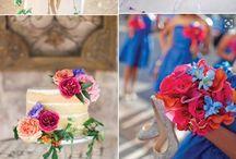 Svadobné farby