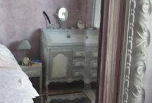 Déco / Déco,  couture et peinture sur meubles