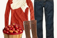 Fall/Winter Clothing Styles
