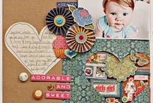 Scrapbooking....maybe again, someday