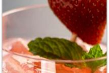 Drink recipes / Alcoholic and nonalcoholic drink and beverage recipes. Selected to go with a variety of occasions, holidays, and seasons.