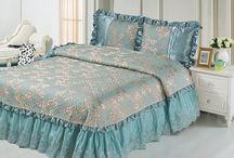 yatak ortusu pike