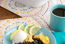 Crockpot & Slow Cooker recipes