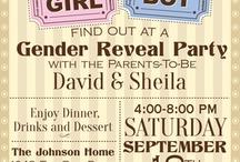 Gender Reveal !!