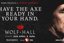 Chapter1-Take1: Wolf Hall Wednesdays / PBS Wolf Hall drama stars Mark Rylance. He won a Best Supporting Actor for Bridge of Spies