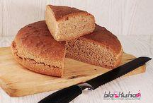Zakaj bi kupovali kruh z nepotrebnimi E-ji, če ga lahko na zelo enostaven način pripravite doma...