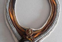 Crochet Jewellery / naszyjniki i nie tylko...