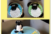Childrens Cakes and cupcakes / These are some of the pictures of cupcakes and cakes I have recently made. For more images, visit www,facebook.com/sugasugacupcakes