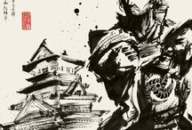 Japanese Art & Culture / Things related to Japan like drawings, music, culture, art in general.