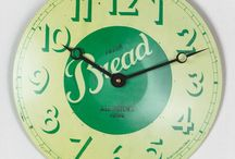 Clocks / Wall clocks and desk clocks for those seeking a one of a kind accessory for their rooms.
