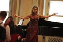Cristina Ferri - soprán/soprano / 3.6.2014 19:00  Zrkadlová sieň Primaciálneho paláca Dolce vitaj