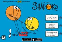 Aplication/jeu Shadoks pour iOS et Android / On l'attendait depuis un moment... L'application Shadoks est enfin arrivée ! Disponible sur iOS https://itunes.apple.com/fr/app/le-jeu-shadoks/id1001570613 et sur Android https://play.google.com/store/apps/details… Eclatez-vous bien !