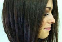 Hair: Medium Length