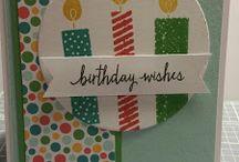 build a birthday - SU!