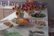 Appetizers & Party Food / by Sadie Bertsch