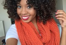 Curly Girlie / Natural hair