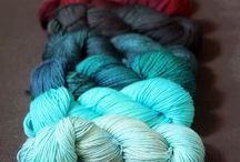 Yarn! / Beautiful colourways for inspiration