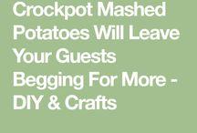 Mashed Potatoes (Crockpot)