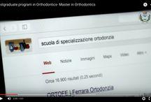 Master in Orthodontics  Ferrara ITALY / www.ortofe.com