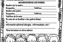 Información de estudiantes