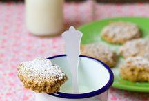 Galleticas / Recetas de galletas saludables y ricas