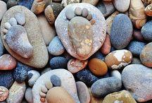 Dekorace kámen