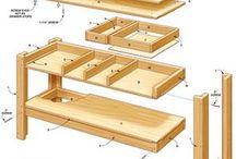 Wood workshop DIY
