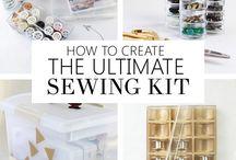 Crafts / DIY -  Sewing / by Meghan Spegal