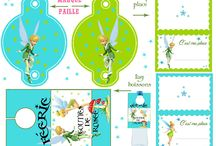 Party ideas ( Tinkerbell )