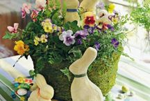 Hopping Down the Bunny Trail! / Easter and Spring! / by Victoria Davis