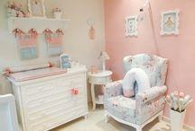 inspiração pra quarto bebê
