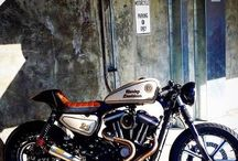 Harleysite #Repost @dailyharleys #custombike #harleysite #sportster
