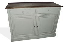 meubles vaisselle en remplacement de l'affreux linving