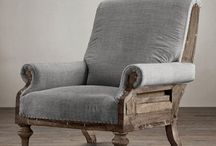 Deconstructed Furniture