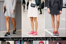 Sneakers outfits