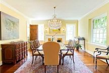 Dining Rooms / Whether classic or modern, these are some of our favorite dining rooms from around Columbus, OH and some that are pure inspiration.