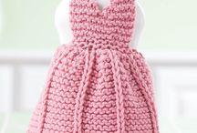crochet for doll