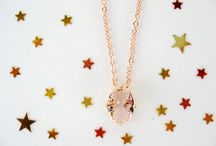Dainty Jewelry - Rose Gold / Rose gold plated and rose gold filled jewelry