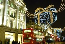specifically - christmas in london / by Ashley Monroe