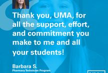 UMA Student Quotes