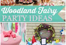 Fairie Party Theme
