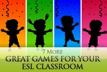 ESL Games and Activities