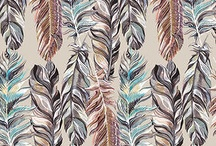 Feathers / Leaves