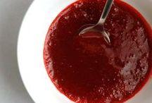 calda frutas vermelhas