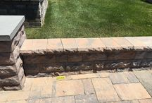 Morristown New Jersey Retaining Walls