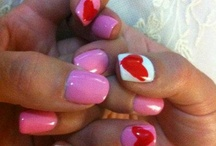 My very own nail creations