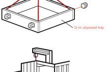 James cox vegas10424 p pinterest for Exterior dumbwaiter