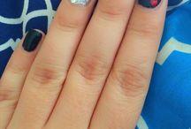 Mis diseños en uñas